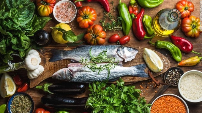 Mediterranean diet could prevent depression, study finds