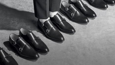Chaussure Filière CuirScoop La L'actualité Homme' In De it rBoeCxWd