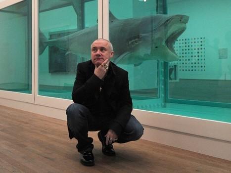 Damien Hirst à la Tate Modern: «vanité» de l'art contemporain - Rue89 | Mon art | Scoop.it