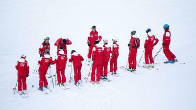 30 % de réservations en moins pour les cours de ski cet hiver