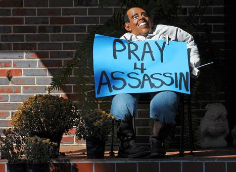 Complaint made over Obama effigy in Dale County | Nancy Lockhart, M.J. | Scoop.it