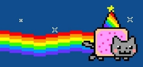Nyan Cat Survives 1 Year as an Internet Sensation | Transmedia: Storytelling for the Digital Age | Scoop.it