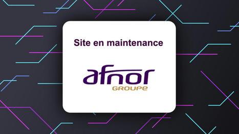 L'Afnor est victime d'une cyberattaque, ses sites ne fonctionnent plus ...