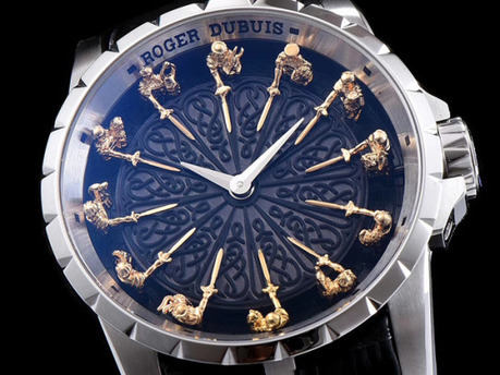 replique montre Roger Dubuis Excalibur Knights of the Round Table II  RDDBEX0495   High Quality Replica b2a52c29b2d8