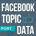 Why Facebook Topic Data is a Big Deal for the Marketing Industry | Big Data | Scoop.it