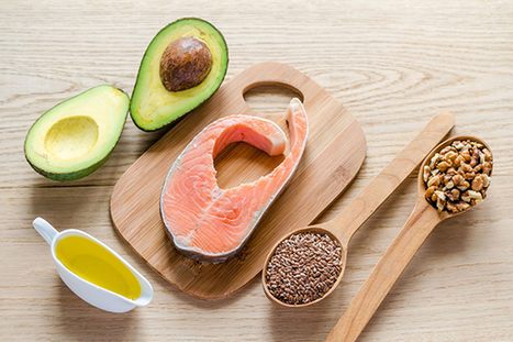 Unsaturated fats linked to longer, healthier life | Teacher Tools and Tips | Scoop.it