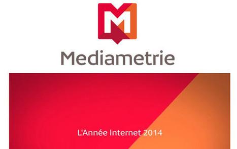 Les chiffres clés de l'internet Français en 2014 !   Actualité du marketing digital   Scoop.it