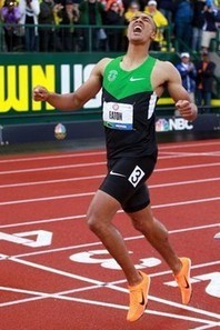 Photos: Ashton Eaton sets new world record in decathlon at Olympic trials [photos] | London Olympics 2012 Pictures and Info | Scoop.it