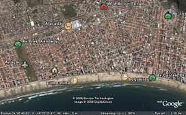 Blog do Profº Andrios Bemfica: Google Earth - Oportunidades de Ensino | New Learning Environments - Around the Google Earth | Scoop.it