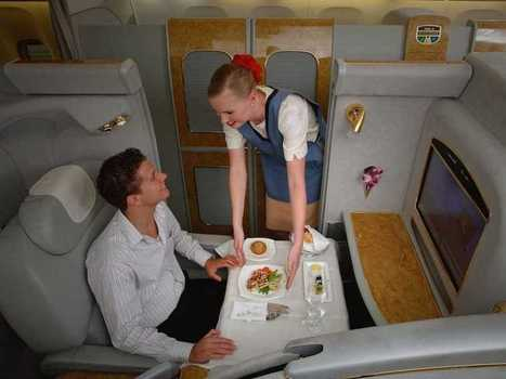 These Are The 9 Best First Class Seats In The World | Pierre Paperon | Scoop.it