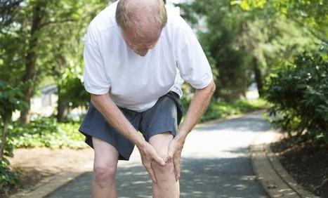 Lutut sakit saat naik turun tangga