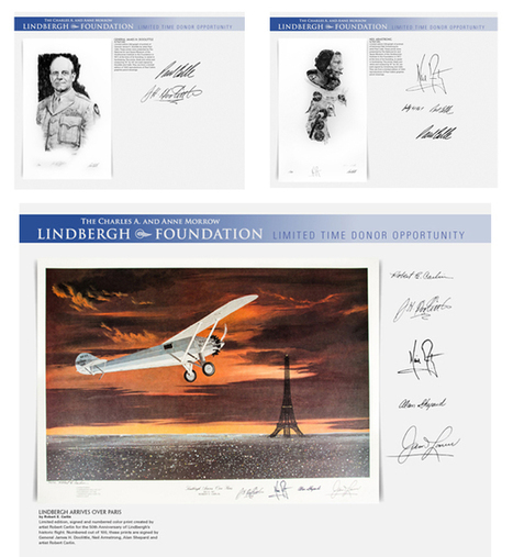 The Charles A. and Anne Morrow Lindbergh Foundation | Vintage Living Today For A Future Tomorrow | Scoop.it