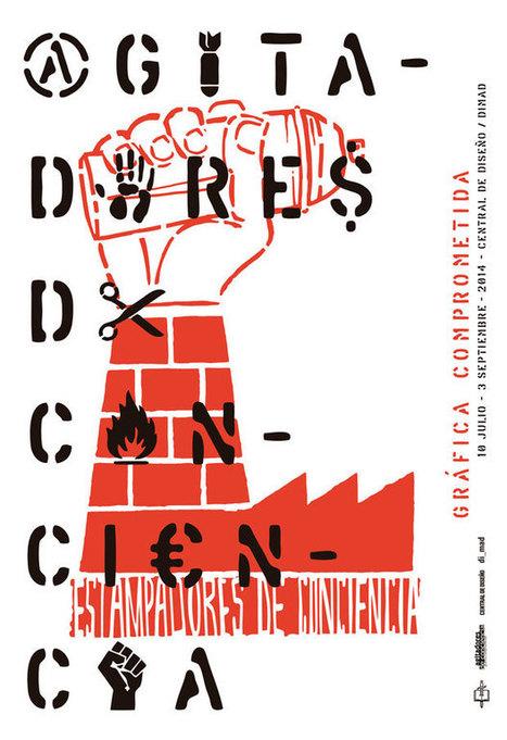 Agitadores de conciencia. Gráfica comprometida | Arte y Cultura en circulación | Scoop.it