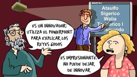 Innovación educativa: No es oro todo lo que reluce - Principio de incertidumbre | Didáctica | Scoop.it