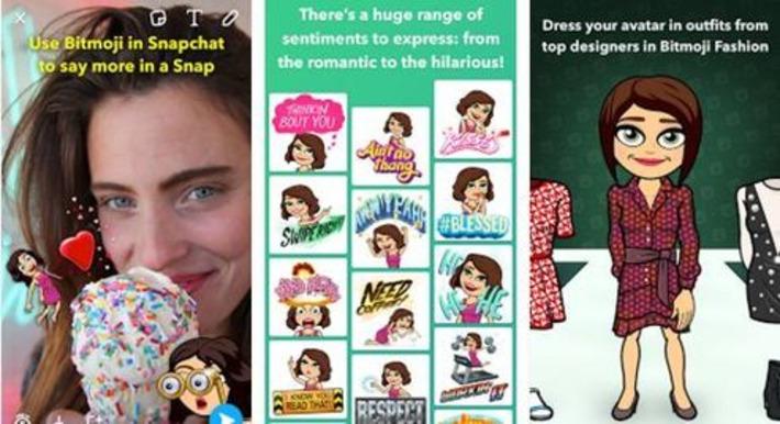 Bitmoji : créez votre emoji avatar | TIC et TICE mais... en français | Scoop.it