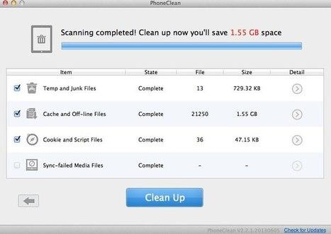 Libérez facilement de l'espace sur votre iPad ou iPhone   Sky-future.net   Scoop.it