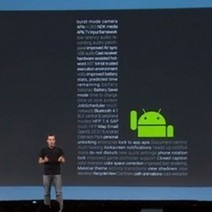 Google I/O : la preview du futur Android dévoilée | Android: The Free Way To Get Mobile | Scoop.it
