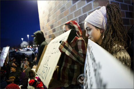 Racism: An Open Wound for Native Students | School Libraries and more | Scoop.it
