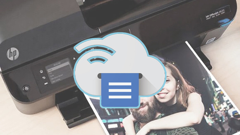 How to Turn Your Dumb Printer Into a Cloud Printer | Bazaar | Scoop.it