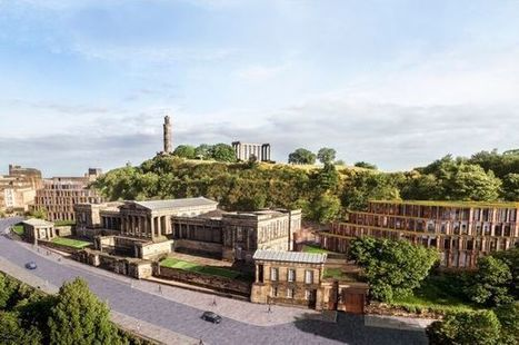 Drawings unveiled for proposed £75m Calton Hill hotel development | Property Finance & Investment | Scoop.it
