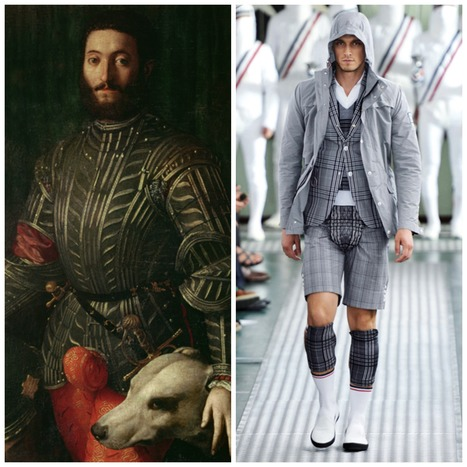 Codpieces: How Le Marche is still giving Style Lessons after almost 500 years - Sotheby's Blog | Le Marche & Fashion | Scoop.it