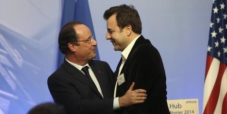 """Les """"preuves d'amour"""" de François Hollande aux """"Pigeons"""" de Californie   Innovation experts' insights   Scoop.it"""