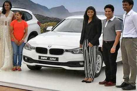 c0ee3b45ee6 Gymnast Dipa Karmakar to return her BMW owing to Maintenance Issues