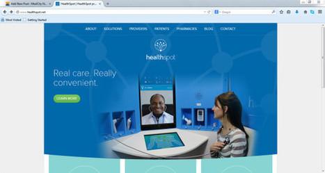 Which telemedicine model will triumph? | Mobile Healthcare | Scoop.it