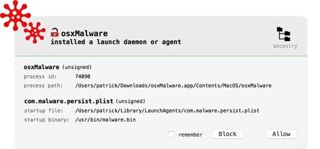BlockBlock - Objective-See | d@n3n | Scoop.it