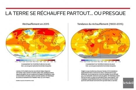 «L'angle mort» du réchauffement | | Responsabilité Sociale des Entreprises | Scoop.it