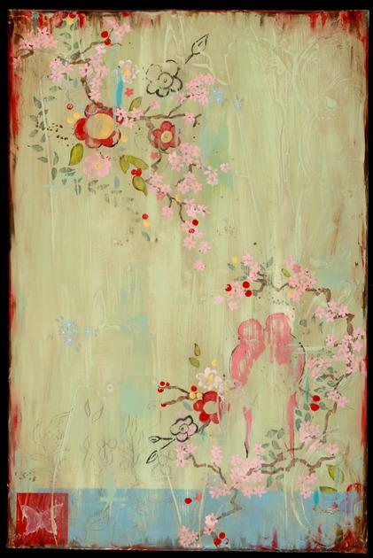 Japanese inspiration art on Pinterest | Love love love | Scoop.it