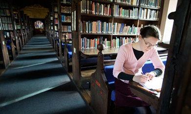 The Professor of Poetry by Grace McCleen | Read Ye, Read Ye | Scoop.it