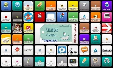 Symbaloo: Herramientas para crear Cómics y Animaciones | COMUNICACIONES DIGITALES | Scoop.it