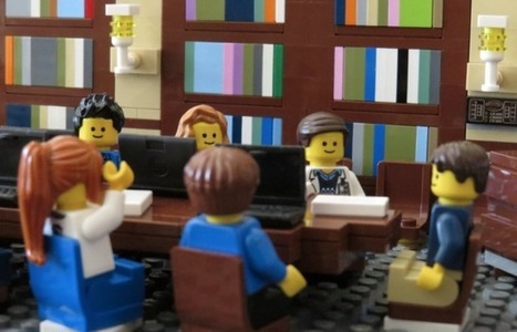 Lego-inspired social media character reveals the gallows humor of grad school life   SCUP Links   Scoop.it