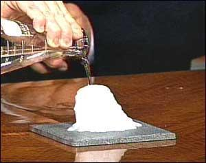 Supersaturated Solution at Steve Spangler Science | 8th Grade Science Finds | Scoop.it