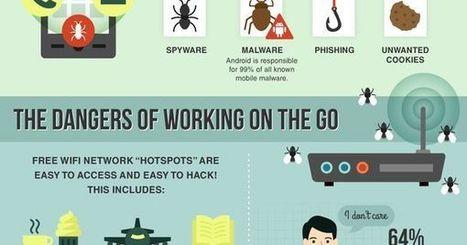 Mobile #Security Infestation (#infographic) | Culture numérique {C2i1 2.0 ?} | Scoop.it