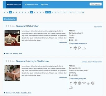 Launch of new SobiPro demo site | SobiPro - The Joomla! Directory Extension | Scoop.it