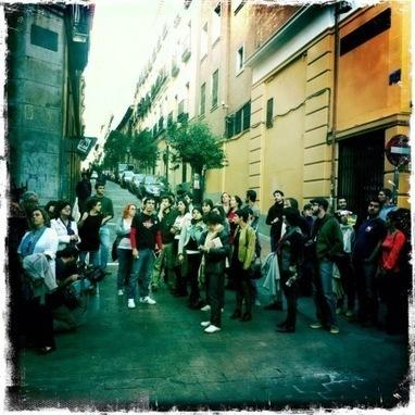 Safaris urbanos · Madrid Street Art Project   #smartcities   Scoop.it