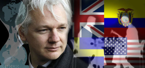 Julian Assange: Global Chess Game or Controlled Opposition? | World Politics Hub | Scoop.it
