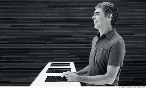 The future according to Google's Larry Page - Fortune Tech | Science and Stuff | Scoop.it