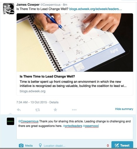 The Anatomy of a Tweet | Content Curation Resources | Scoop.it