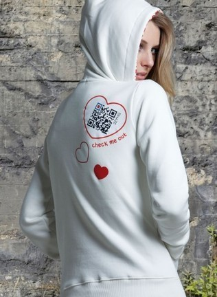 Wear Your Heart on Your Sleeve With QRTribe Apparel | Virtual Reality VR | Scoop.it