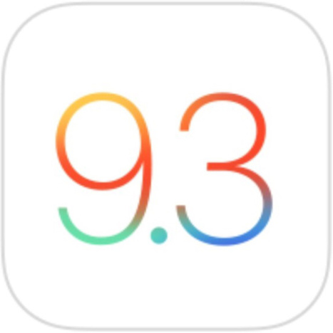 Upcoming iOS 9.3 Update a Potential Game Changer for Teaching with iPads | Apple Devices in Education | Scoop.it