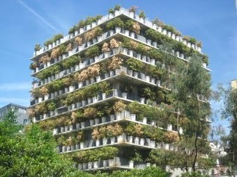 Invisible Paris: The Tower Flower | The Architecture of the City | Scoop.it