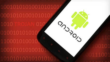 Peligro para clientes de bancos españoles por un ransomware en móviles Android. Noticias de Tecnología | Informática Forense | Scoop.it