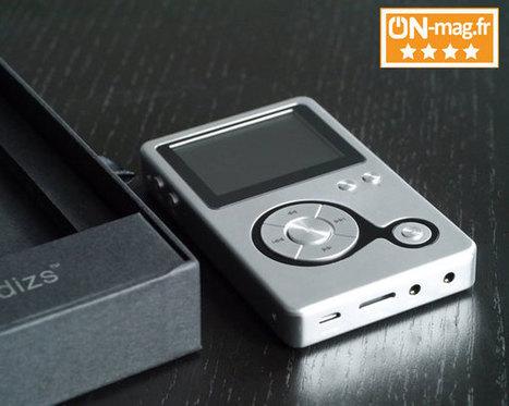 Test Hidizs AP100 : un baladeur audio Hi-Res à petit prix et au son cristallin | ON-TopAudio | Scoop.it