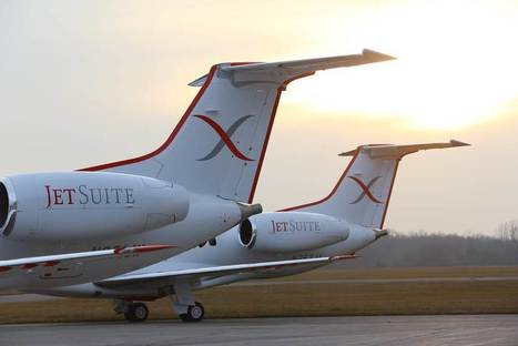 JetSuiteX, a hybrid between private jet and airline | Allplane: Airlines Strategy & Marketing | Scoop.it