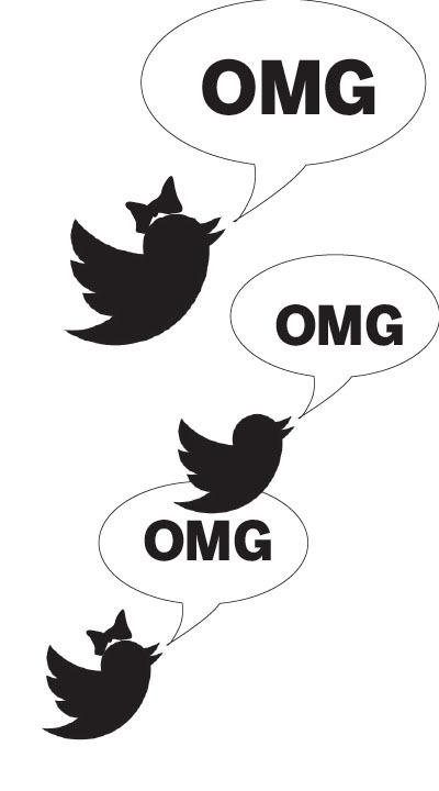 Boston Globe: 'How Twitter language reveals your gender' (via @bgzimmer) | Language and linguistics | Scoop.it