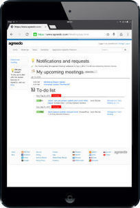 AgreeDo: ¡reuniones con resultados! | Utilidades TIC para el aula | Scoop.it