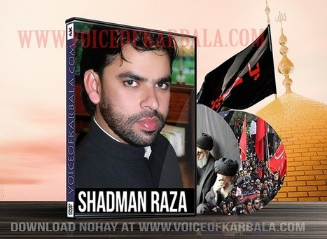 Download Shadman Raza Nohay | Nohay | Scoop it